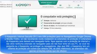 Instalando E Ativando Kaspersky Internet Security 2013 L