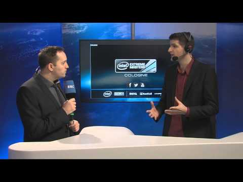 SK Gaming vs Copenhagen Wolves Game 2 post-match analysis + interview with YoungBuck | IEM Cologne