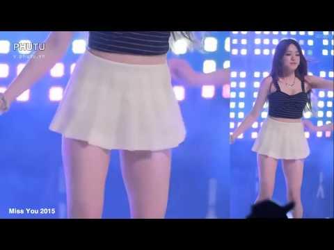 girl xinh hàn quốc mặc váy ngắn nhảy cực sexy