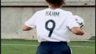 Mia Hamm Soccer Mix