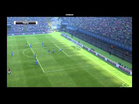 PES 2012 Demo - Seedorf Goal