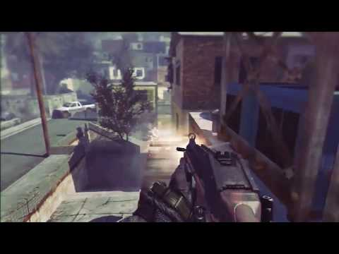 Favela course All in a row (MW2)