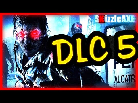 Why Mob of the Dead Wasn't Remastered? BO3 DLC 5 Zombies Chronicles (Black Ops 3 Zombies DLC5)