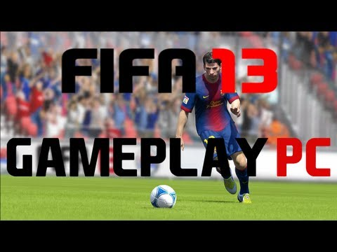 FIFA 13 PC Demo Gameplay - Full HD 1080p