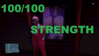 GTA ONLINE: INCREASE STRENGTH EASY