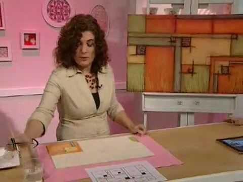Como hacer un cuadro en papel mache -