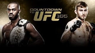 Countdown UFC 165: Jones Vs. Gustafsson