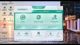 Como Crackear O Kaspersky (FUCIONA EM TODAS AS VERSÕES