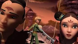 Malý Princ 1x4 - Planeta Ohnivého ptáka  2