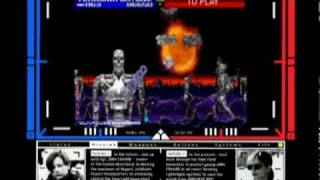 Coin-Op Games 1991 Terminator 2: Judgement Day (Midway