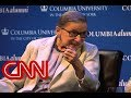Ginsburg: The pedestal you put women on is a cage