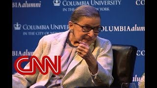 Ginsburg: 'The pedestal you put women on is a cage'