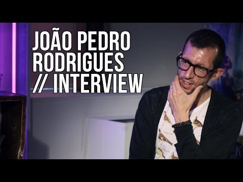 Joao Pedro Rodrigues Interview (2013) - The Seventh Art: Issue 16, Section 2