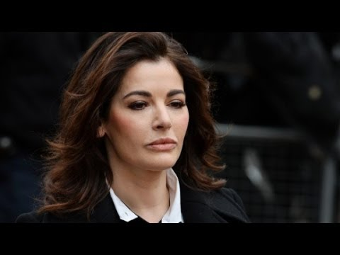 Chef Nigella Lawson admits in court to using cocaine twice