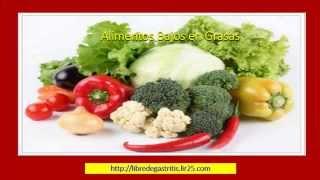 [Alimentos Recomendados Para La Gastritis] Video