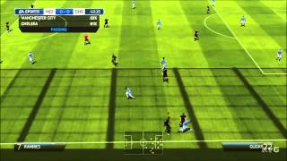 FIFA 14 Manchester City Vs Chelsea Gameplay [HD]