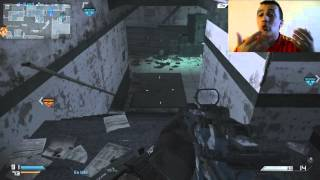 Call Of Duty Ghost : 1er KEM + Comment Obtenir Une KEM