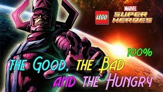 LEGO: Marvel Super Heroes The Good, The Bad And The