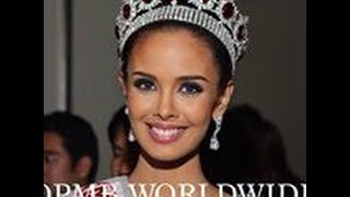 Miss World Philippines 2013 Q. & A. Megan Young