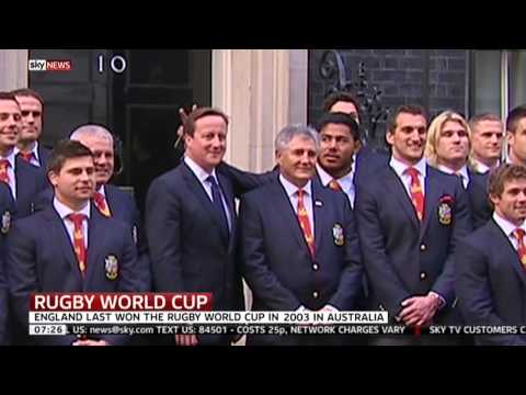 Lawrence Dallaglio on Manu Tuilagi's bunny ears