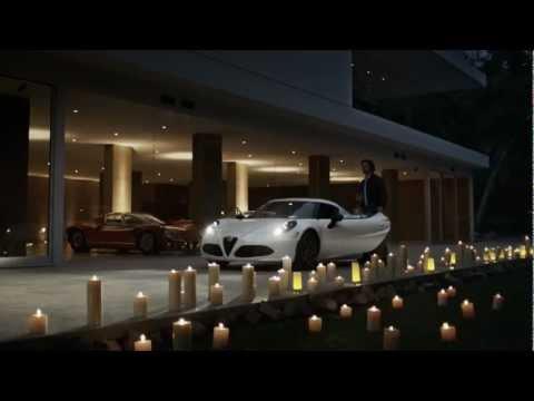Alfa Romeo 4C Fascination