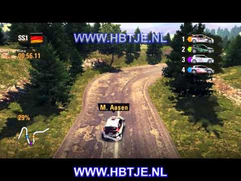 WRC Powerslide career part 4 (easy)