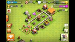 Best Clash Of Clans Defense Town Hall 2 Base Layout