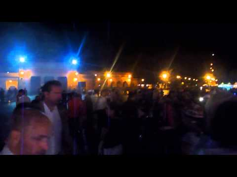 MOROCCO - Djamaa El Fna at Night | Morocco Travel - Vacation, Tourism, Holidays  [HD]