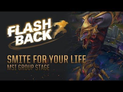 FLASHBACK // MSI 2018 Group Stage