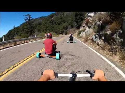CA-S7 Palomar Mountain Ride, San Diego