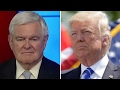 Newt Gingrich on the impact of Trumps foreign trip