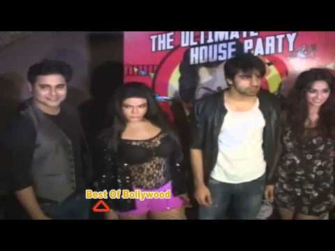 FILM THE FISH THEME PARTY POONAM PANDAY RAKHI SAWANT