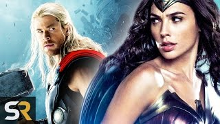 MARVEL VS DC: How The Justice League Could Beat The Avengers