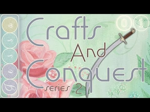 #⓪❶ ~ Crafts and Conquest Series 02, Week 01-01 ~ Women's Roleplaying Group ~ Dungeon World
