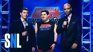 Bobby Moynihan: American Loser Ninja Warrior