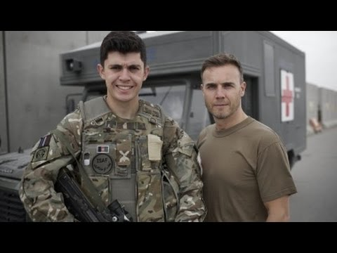 Gary Barlow - Journey To Afghanistan HD (Part 4/4)