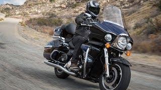 2014 Kawasaki Voyager 1700 ABS V-Twin Touring Part 1
