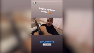 RAFINHA's Inter Instagram Story Takeover 🤳⚫️🔵??