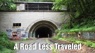 Exploring Pennsylvania's abandoned highway
