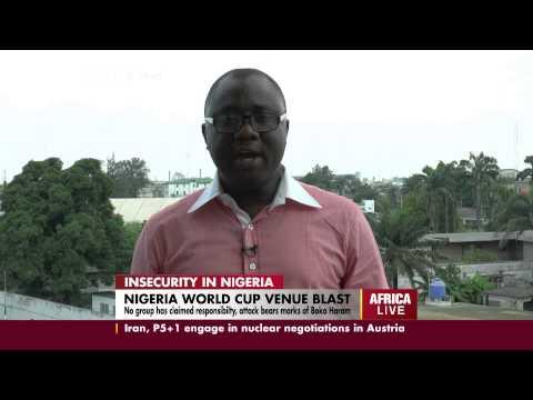 Nigeria Yobe State Blast Update