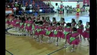 GANADORAS 4TO. CONCURSO RONDAS INFANTILES TAMAULIPAS 2012