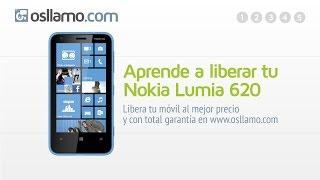 Liberar Tu Nokia Lumia 620