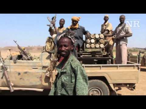 Footage from the battle for Toroje, South Kordofan. Sudanese forces launched an assault on Sudan Revolutionary Front positions January 4th, sparking a 24 hour battle for the area, which sits along the road into South Sudan.