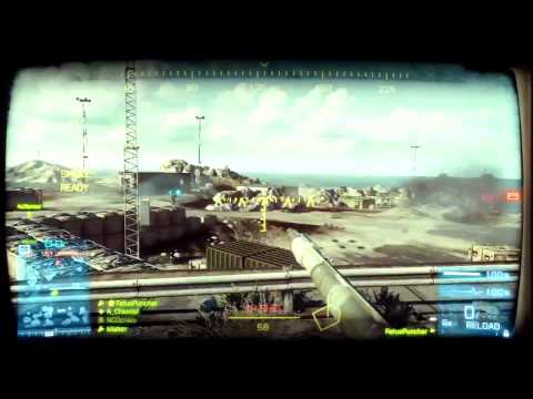 Battlefield 3 Kharg Island Multiplayer HD Gameplay PS3