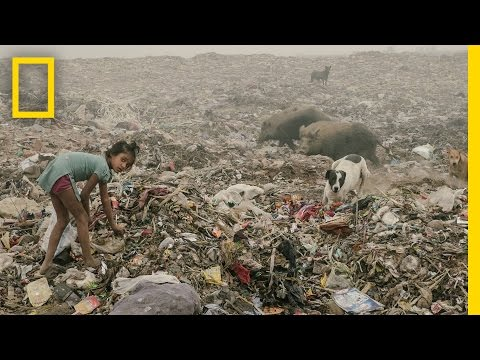 See How Children Live in the World's Most Polluted City | National Geographic