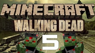 The Running Dead [Minecraft: Walking Dead - Episode 5]