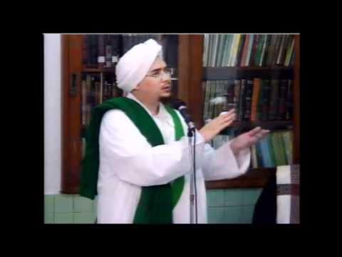 H.Jindan Nouval, Pada Haul H.Ali Habsyi Maret 2011. Part 1.