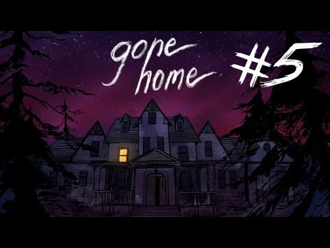 Gone Home - Part 5 | THE BASEMENT | Interactive Exploration Game | Gameplay/Commentary
