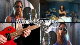 'HAIL TO THE KING' - By Avenged Sevenfold - FULL BAND COVER by Karl Golden, Tony Noyes & Lion