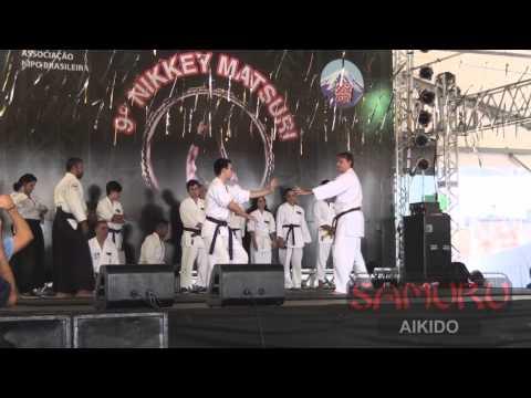 SAMURU - Apresentação 9º Nikkey Matsuri - 2014